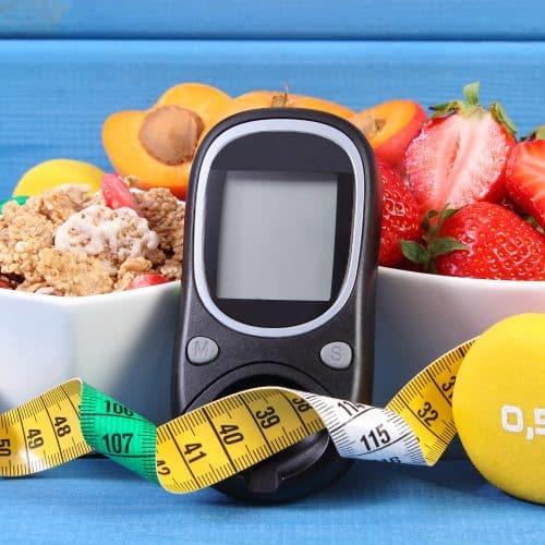 رژیم غذایی سالم برای افراد دیابتی